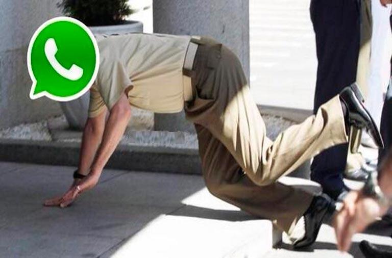 WhatsApp cayó a nivel mundial y todos enloquecimos