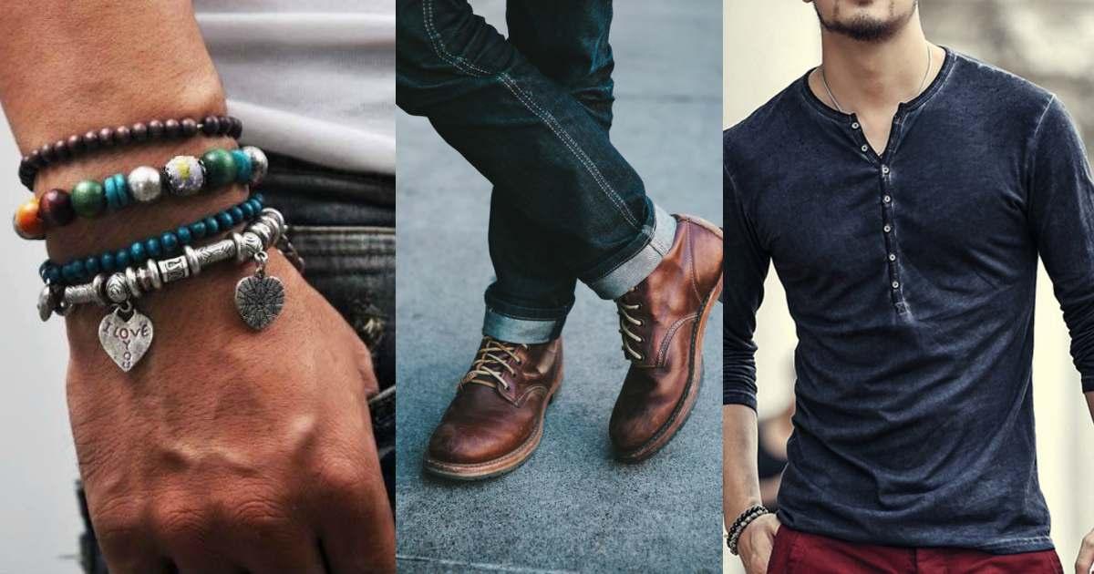 10 prendas y accesorios masculinos que debes usar para lucir más sexy. Serás irresistible para ellas