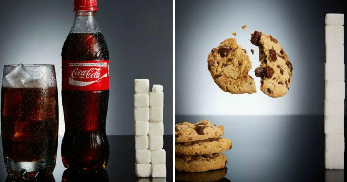 Conoce la verdadera cantidad de azúcar que ocultan estos alimentos que consumes a diario